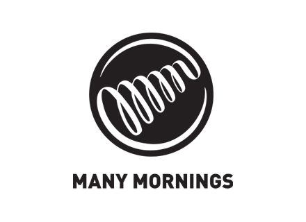 logo Many Mornings